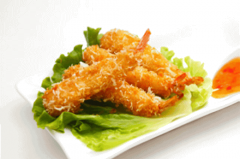 012-Tempura crevettes