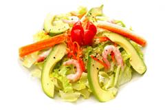 03-Salade verte