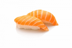 10-Sushi shaké (saumon)